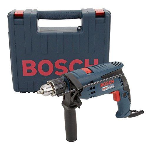 Bosch 1191VSRK-RT 1/2-Inch 7-Amp Corded Variable-Speed Hammer Drill w/Case (Renewed)