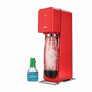 Amazon Com Sodastream Source Home Soda Maker Starter Kit
