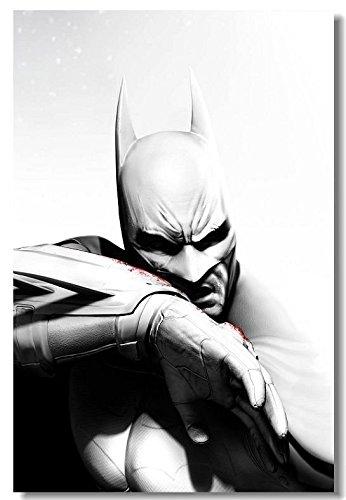 Lawrence Painting Batman Arkham City Batman Arkham Origin Game Canvas Wall Poster Hd Big Posters And Prints Home Living Room Decoration S 16 (Batman Arkham Origins Best Price)