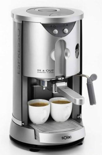 Solac CE 4450 07754.1 In&out - Máquina de café: Amazon.es: Hogar