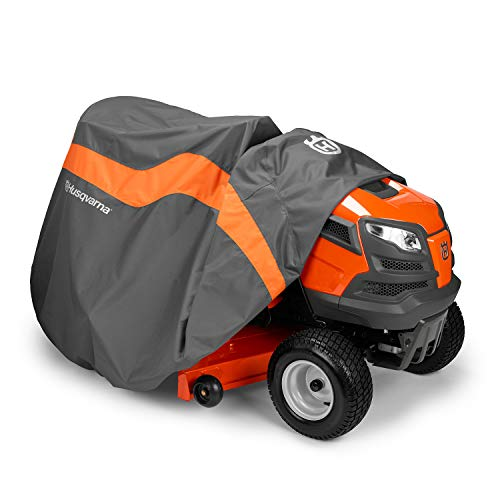 Husqvarna 588208702 Heavy Duty Riding Lawn Mower Cover ()