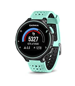 Garmin Forerunner 235, GPS Running Watch, Frost Blue