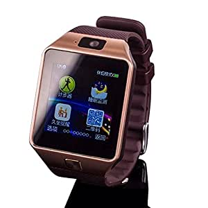 Amazon.com: CHEAP Bunder W8 Bluetooth Smart Watch Mobile ...