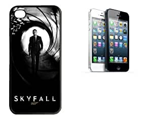 iPhone 5 Case With Printed High Gloss Insert James Bond Skyfall by lolosakes