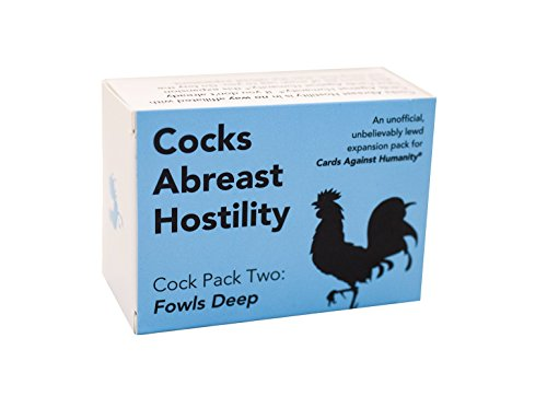 (Cocks Abreast Hostility - Cock Pack Two (Fowls)