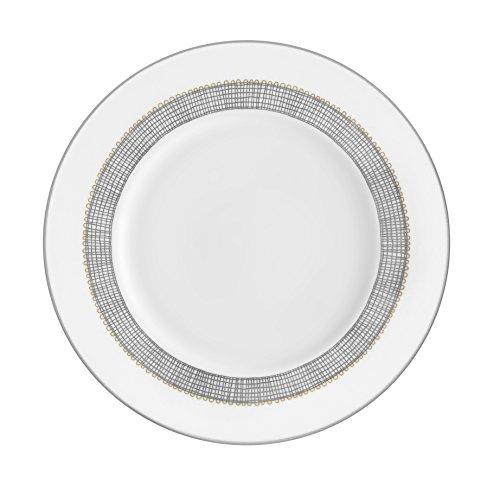 Wedgwood Gilded Weave Platinum Salad Plate, 8