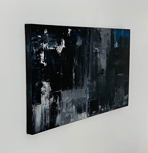 Wall Art Abstract Canvas Modern Contemporary Artwork Handmade Acrylic Painting for living room, office