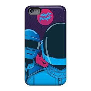 Iphone 6 Aeb16285rmta Provide Private Custom Attractive Daft Punk Band Image Shock Absorbent Hard Phone Covers -CharlesPoirier