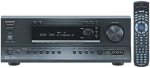 Onkyo TX-SR800 THX Select 7.1-Channel Digital Home Theater Receiver Discontinued by Manufacturer