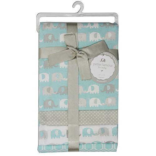 Cribmates Petite L Amour Receiving Blankets Baby Boys