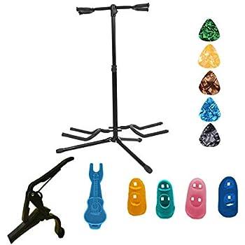 k m stands 17620 guitar stand musical instruments. Black Bedroom Furniture Sets. Home Design Ideas