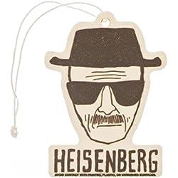 Heisenberg Air Freshener inspired by Breaking Bad (Pack of 1)