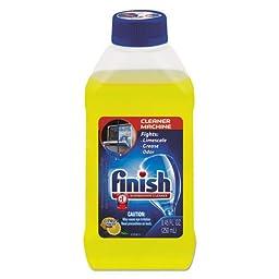 Finish Dishwasher Cleaner, Citrus, 8.45 oz. Bottle (6/Carton) - BMC-RAC89959CT