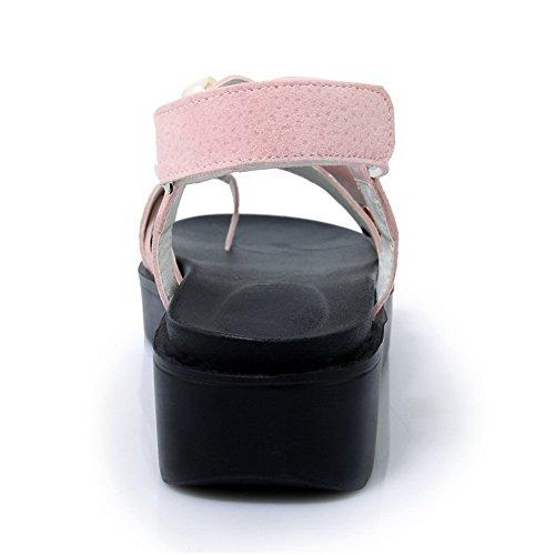 EU Donna Ballerine 35 Rosa Pink BalaMasa ASL05027 w1HxqPEYE