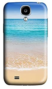 Samsung S4 Case Bahamas Turquoise Blue Waters Beach 3D Custom Samsung S4 Case Cover