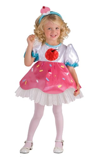 Sweeties Cupcake Cutie Costume