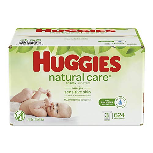 The Best Nature Baby Care Diapers Size 3