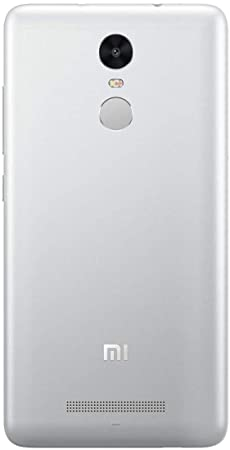GD Back Panel Cover for Redmi MI Note 3  Silver  Cases   Covers