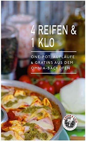 4Reifen1Klo Omnia - Set de Ahorro de 2 Piezas para Horno ...