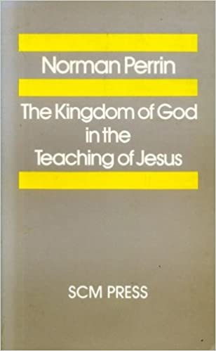 Book The Kingdom of God in the Teaching of Jesus
