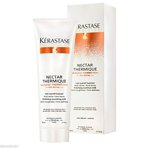 KERASTASE NECTAR THERMIQUE 150ml 5.1oz GLACAGE THERMO SEAL FORMULA