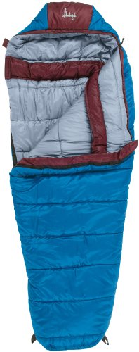 Slumberjack Latitude -20F Regular Right Sleeping Bag, Outdoor Stuffs