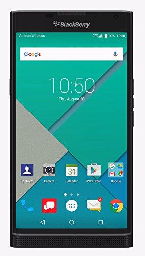 BlackBerry Priv STV100-1 32GB 4G LTE Unlocked Slider Android Smartphone - (Boost Mobile Phone Blackberry)