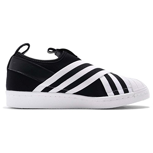 Adidas Women's Superstar Slipon W, CORE Black/CBLACK/Footwear White