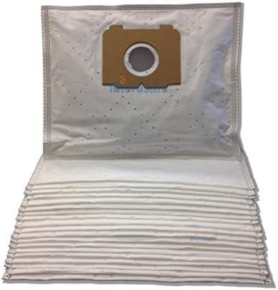 MicroSafe® – 20 microflies – Bolsa para aspiradora para Alfatec ...
