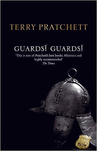 guards guards discworld novel 8 discworld novels amazon co