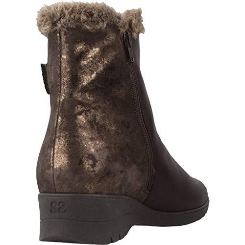 Marron Marron Boots Boots Marque Couleur Piesanto 185973 Bottines caobtaupe Modã¨le qOtfZ
