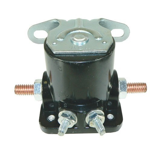 Starter Solenoid - Style - 12 Volt - 4 Terminal Ford 701 2120 600 801 2131 2110 2130 851 800 501 4140 700 541 1801 2000 650 901 900 NAA 4030 4130 4000 2031 4120 4031 4110 601 New Holland Versatile