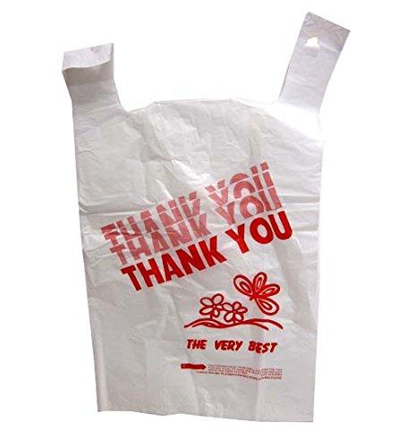 T-Shirt Bag 15x7x26 Tk U 400ct, Case of 1