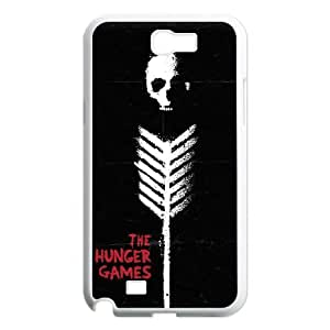 Custom Case The Hunger Games For Samsung Galaxy Note 2 N7100 Q9V592483