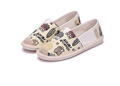 Shoes Handmade 2018 Casual c Women's Large excellent Size Quality Flats New Women's Soft Women's Shoes Beige Shoes High wSfEv