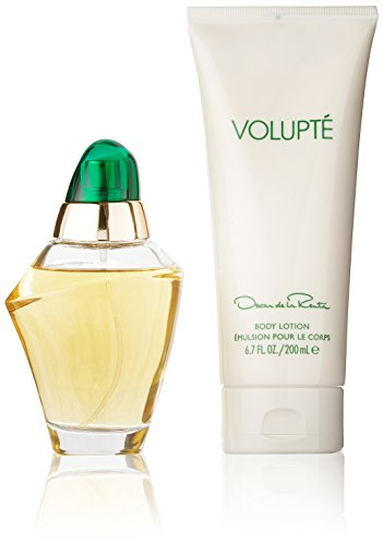Oscar De La Renta Volupte Fragrance Collection, Women 2 Pc. Gift Set (Eau De Toilette Spray 3.4 Oz + Body Lotion 6.7 Oz)