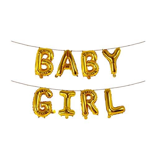 Treasures Gifted 16 Inch Baby Girl Metallic