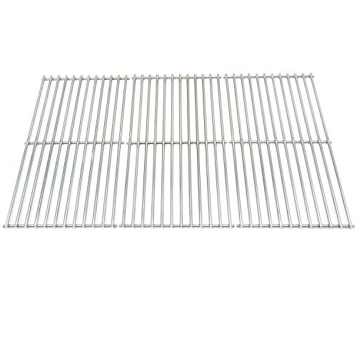 (Direct Store Parts DS115 Solid Stainless Steel Cooking grids Replacement Brinkmann,Charmglow,Costco, Jenn Air,Members Mark, Nexgrill, Perfect Flame,SAMS Club Gas Grill)