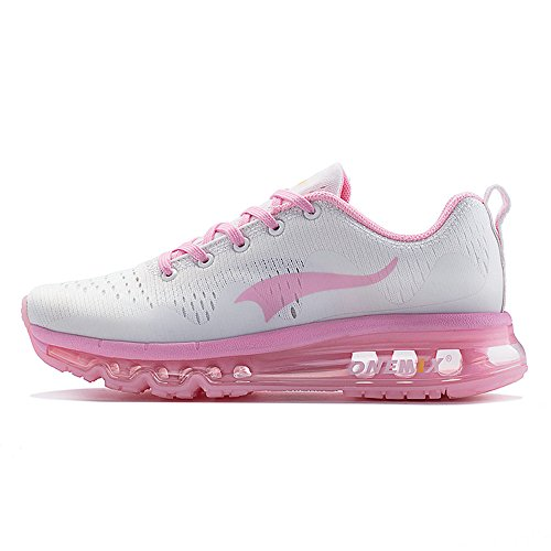 Pink Air Homme Running Baskets Fitness Gym De Chaussures Onemix Sport Femme vwqdpgqx