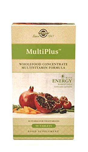 Solgar MultiPlus con Energía Essentials Pestañas 90