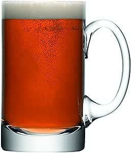 LSA - Jarra de cerveza (750 ml): Amazon.es: Hogar