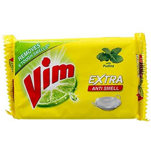 Vim Anti Smell Bar   250 g   Pack of 5