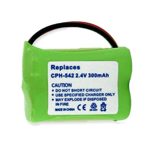 Vtech BT283642 Cordless Phone Battery Vtech BT183642 - 2.4 Volt, Ni-MH 300mAh - Replacement Battery