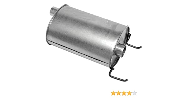 Walker 21382 Quiet-Flow Stainless Steel Muffler