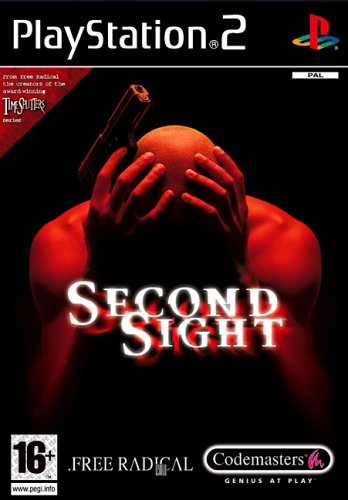 Second Sight (PS2): Amazon co uk: PC & Video Games