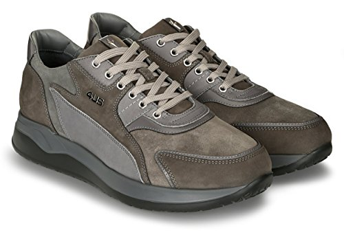 Cesare Paciotti Herren Sneaker Grau