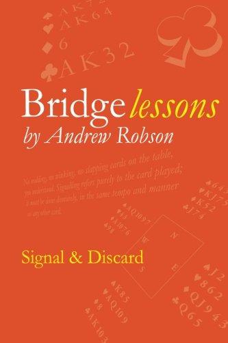 Bridge Lessons: Signal & Discard PDF