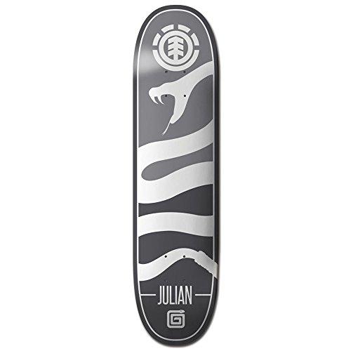 element-julian-silhouette-80-skateboard-deck-inch-skateboard-deck-multi-colored-one-size