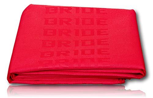 "Ultimate JDM Bride Car Seats Fabric | 79""x 59""| Made"