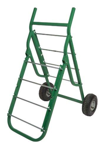 Greenlee 9510 Deluxe A-Frame Wire Cart
